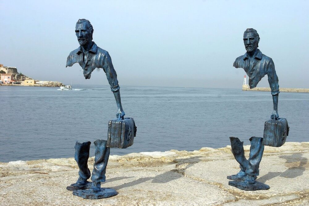 Bruno Catalano - Le Grand Van Gogh, 2013